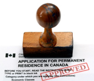 applying for permanent residence in Canada