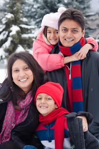 Canadian Immigration for families, spouses and common-law partners